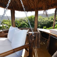 Отель Great Huts Ямайка, Порт Антонио - отзывы, цены и фото номеров - забронировать отель Great Huts онлайн питание фото 3