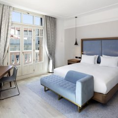 Отель DoubleTree by Hilton Madrid-Prado комната для гостей фото 3