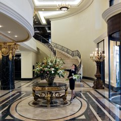 Гостиница The Ritz-Carlton, Moscow интерьер отеля