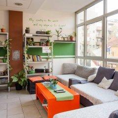 Funk Lounge Hostel комната для гостей