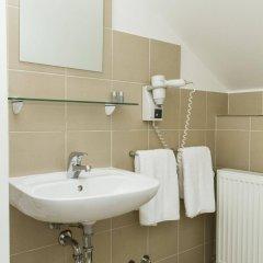 Отель U Suteru Чехия, Прага - отзывы, цены и фото номеров - забронировать отель U Suteru онлайн ванная фото 2