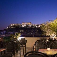 Отель Attalos Hotel Греция, Афины - отзывы, цены и фото номеров - забронировать отель Attalos Hotel онлайн питание фото 3