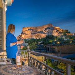 Отель Home and Art Suites Греция, Афины - отзывы, цены и фото номеров - забронировать отель Home and Art Suites онлайн балкон
