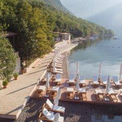 Hotel Vardar пляж