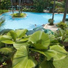 Patong Merlin Hotel бассейн