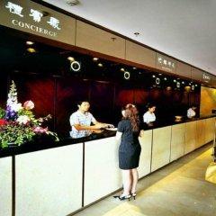 Отель Zhongshan Sunshine Business Hotel Китай, Чжуншань - отзывы, цены и фото номеров - забронировать отель Zhongshan Sunshine Business Hotel онлайн интерьер отеля фото 2