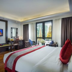 Отель Golden Lotus Hotel Вьетнам, Ханой - отзывы, цены и фото номеров - забронировать отель Golden Lotus Hotel онлайн комната для гостей фото 2
