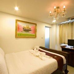 Отель Richly Villa Бангкок комната для гостей