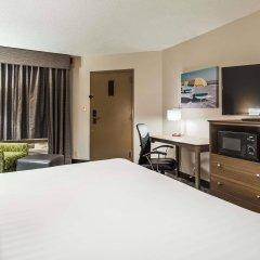 Отель Best Western Center Inn США, Вирджиния-Бич - отзывы, цены и фото номеров - забронировать отель Best Western Center Inn онлайн удобства в номере фото 2