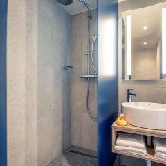 Отель Mercure Budapest Castle Hill Будапешт ванная