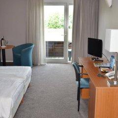 Отель Fletcher Hotel - Resort Spaarnwoude Нидерланды, Велсен-Зюйд - отзывы, цены и фото номеров - забронировать отель Fletcher Hotel - Resort Spaarnwoude онлайн удобства в номере фото 2