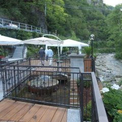 Отель Agriturismo Il Mulinum Порлецца приотельная территория фото 2
