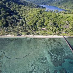 Отель The Remote Resort, Fiji Islands бассейн фото 2