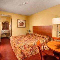 Отель Days Inn Las Vegas at Wild Wild West Gambling Hall комната для гостей фото 2