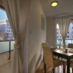 Отель Corvin Promenade Aparthotel питание