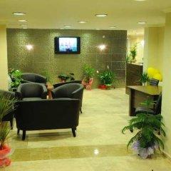 Grand Eceabat Hotel Турция, Эджеабат - отзывы, цены и фото номеров - забронировать отель Grand Eceabat Hotel онлайн интерьер отеля