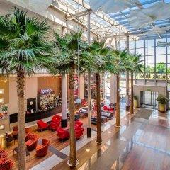 Qubus Hotel Krakow Краков интерьер отеля