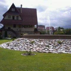 Отель Durda Поронин помещение для мероприятий