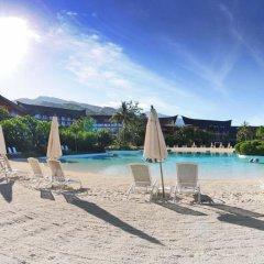 Отель Tahiti Ia Ora Beach Resort - Managed by Sofitel Французская Полинезия, Пунаауиа - отзывы, цены и фото номеров - забронировать отель Tahiti Ia Ora Beach Resort - Managed by Sofitel онлайн детские мероприятия