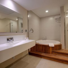 Baia Bursa Hotel Турция, Бурса - отзывы, цены и фото номеров - забронировать отель Baia Bursa Hotel онлайн ванная