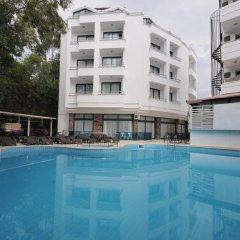 Отель CLASS BEACH MARMARİS Мармарис бассейн
