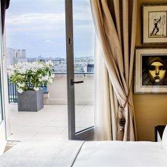 Prince de Galles, a Luxury Collection hotel, Paris комната для гостей фото 2