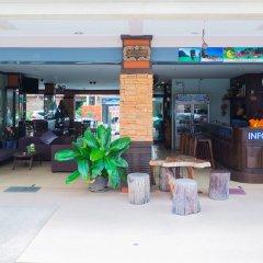 Отель Moon Inn Guesthouse Patong Патонг интерьер отеля