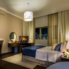 First Central Hotel Suites 4* Студия Делюкс с различными типами кроватей фото 11