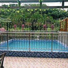 Отель Hui Tong Villa балкон