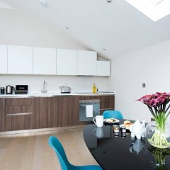 Отель Bright 1BR flat in West London Великобритания, Лондон - отзывы, цены и фото номеров - забронировать отель Bright 1BR flat in West London онлайн в номере