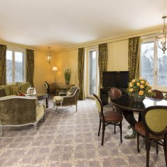 Carlton Hotel St Moritz комната для гостей фото 2
