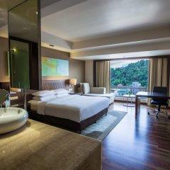Отель Hyatt Regency Kinabalu Малайзия, Кота-Кинабалу - отзывы, цены и фото номеров - забронировать отель Hyatt Regency Kinabalu онлайн фото 2