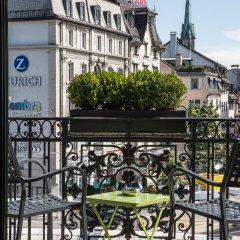 Отель Central Plaza Hotel Швейцария, Цюрих - 5 отзывов об отеле, цены и фото номеров - забронировать отель Central Plaza Hotel онлайн фото 5