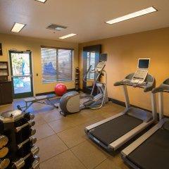 Отель Hilton Garden Inn Los Angeles Montebello Монтебелло фитнесс-зал
