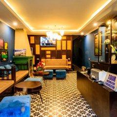 Sapa Mimosa Hotel интерьер отеля