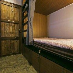 Отель Rachanatda Homestel сейф в номере
