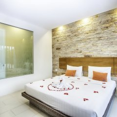 Escape De Phuket Hotel & Villa комната для гостей фото 17