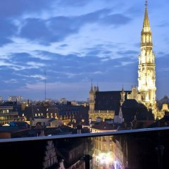 Отель Warwick Brussels