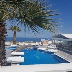 Blue Suites Hotel пляж
