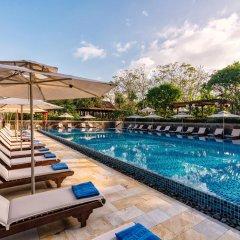 Hoi An River Town Hotel бассейн фото 2