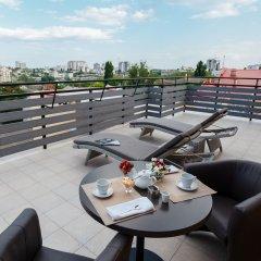 Гостиница УНО балкон