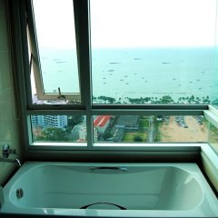 Отель Centric Sea Pattaya by UPlus Паттайя спа