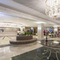 Bella Resort & Spa Турция, Сиде - отзывы, цены и фото номеров - забронировать отель Bella Resort & Spa - All Inclusive онлайн интерьер отеля