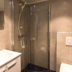 Отель Valhalla ANS Фредрикстад ванная фото 2