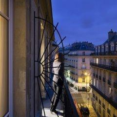 Отель Hôtel Le Marianne балкон