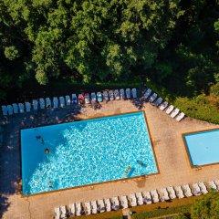 Отель Residence Il Paradiso Гуардисталло бассейн