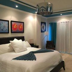Апартаменты Luxury Cap Cana Apartment комната для гостей фото 2