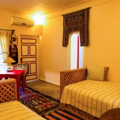 Отель Le Jardin Des Biehn Марокко, Фес - отзывы, цены и фото номеров - забронировать отель Le Jardin Des Biehn онлайн комната для гостей фото 3