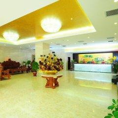 Xihe Fengrun Hotel интерьер отеля