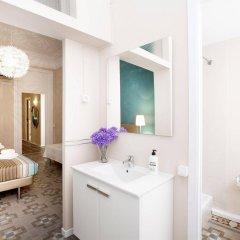 Отель Casa Maca Guest House Барселона ванная фото 2